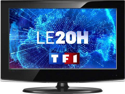 On parle de nous sur TF1