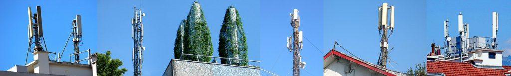 Nous sommes entourés d'antennes-relais