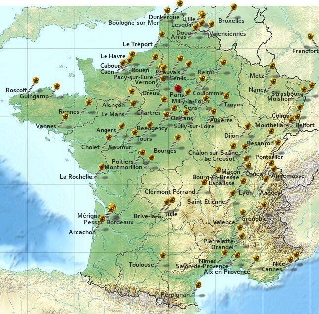 Rencontrer Demain Conseils en France pour votre diagnostic électromagnétique