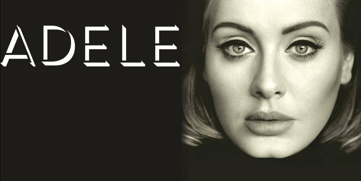 la chanteuse Adele et les ondes