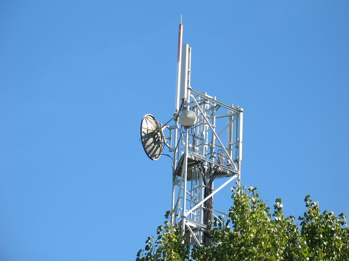 Rambouillet antenne relais en zone urbaine