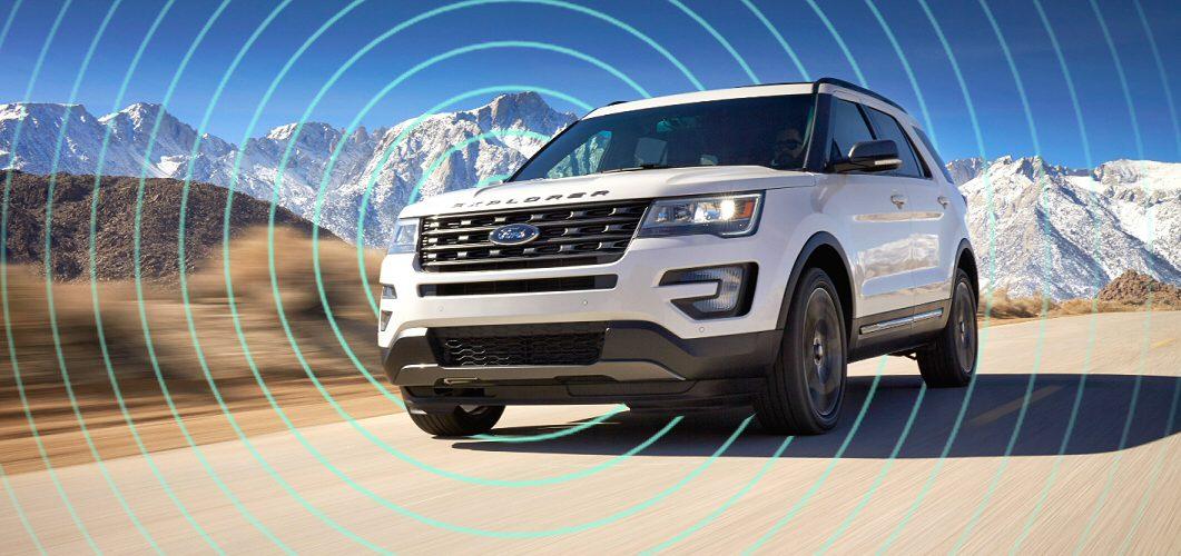 Ford offre la 4G wifi dès 2018