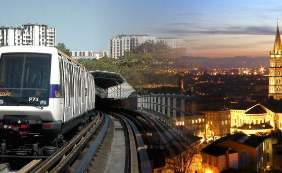 la 4G dans le métro de Toulouse