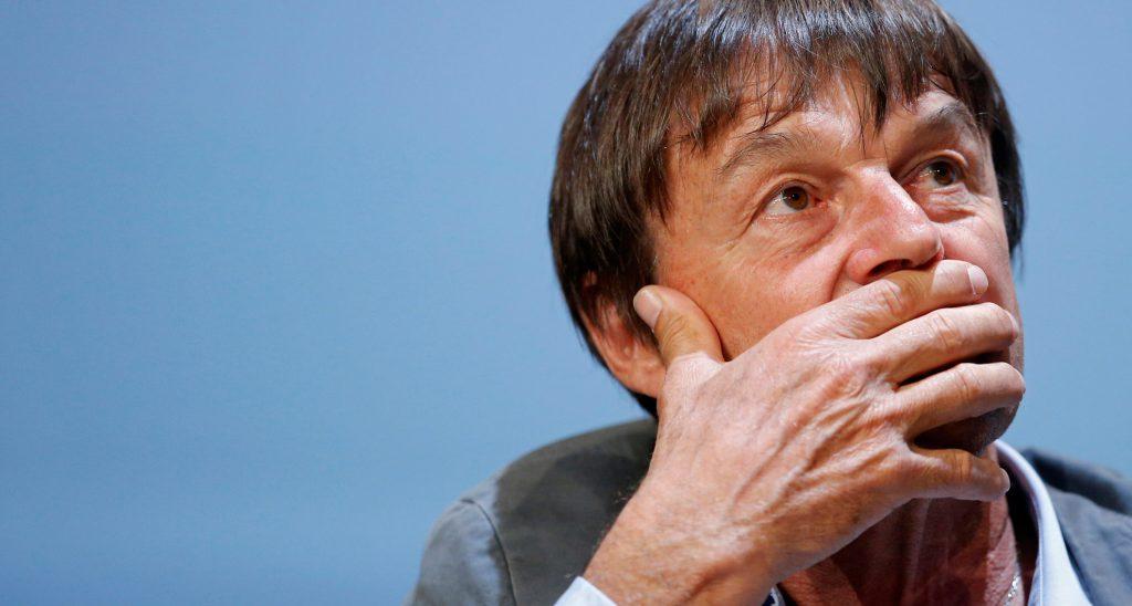 Nicolas Hulot veut renforcer l'information sur l'exposition aux ondes