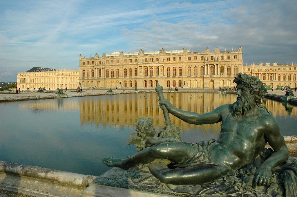 Versailles - mesure objective de l'exposition aux ondes | Demain Conseils
