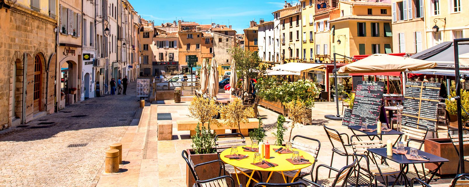 Aix-en-Provence - mesure objective des ondes par Demain Conseils