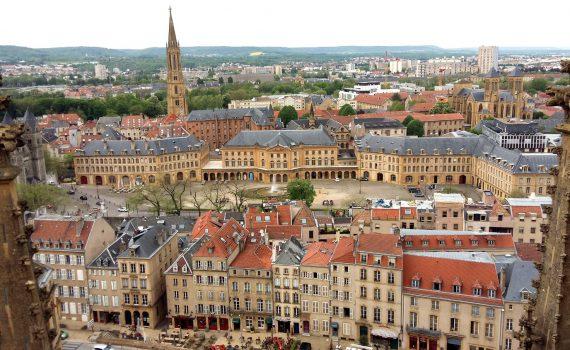 Metz - diagnostic ondes en clocher