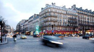 Antennes-relais dans Paris - XVIIe