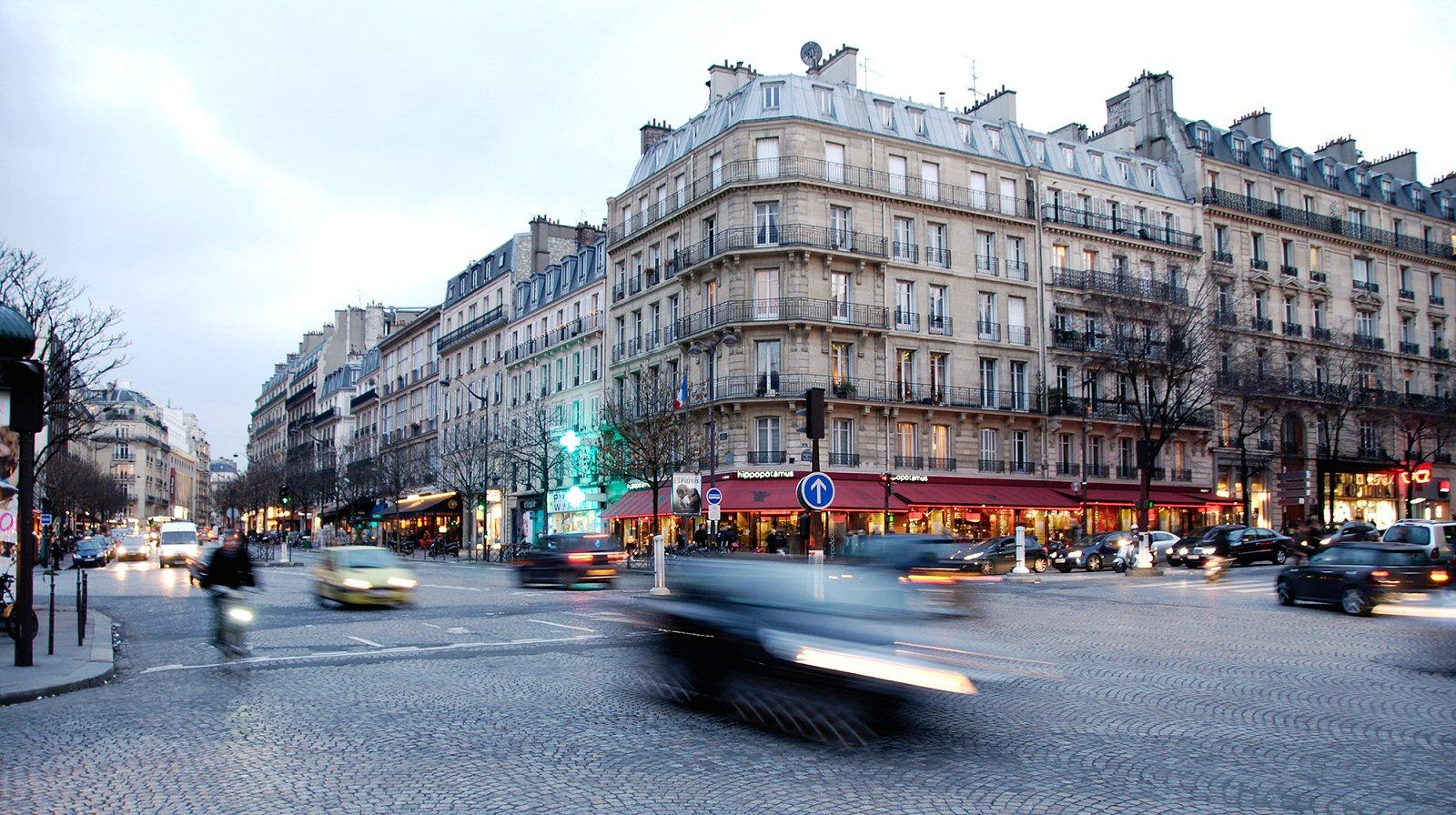 Paris 17ème arrondissement et les antennes-relais
