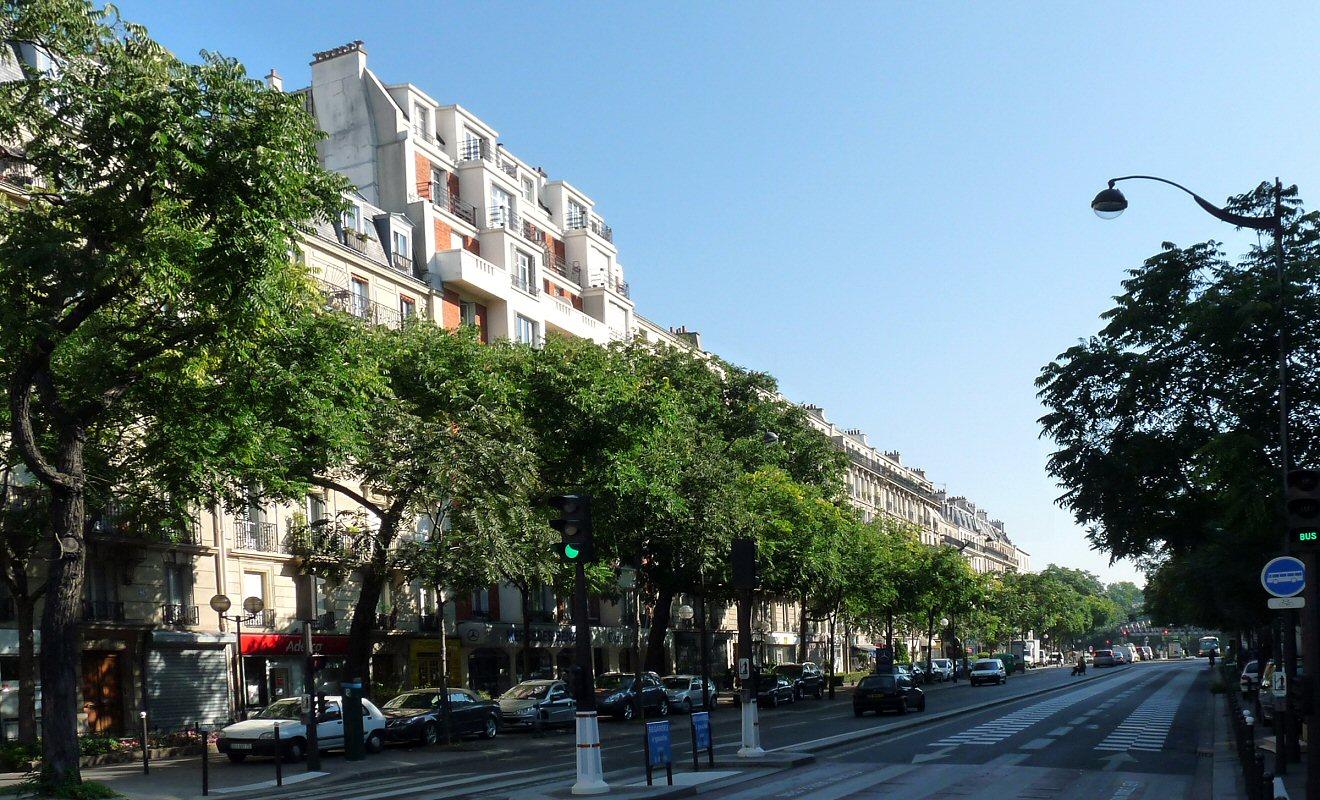 Paris 75013 Austerlitz - Mesure des ondes électromagnétiques