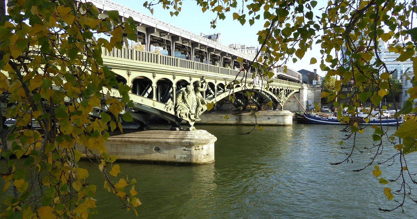 Paris 75015 - Bir-Hakeim