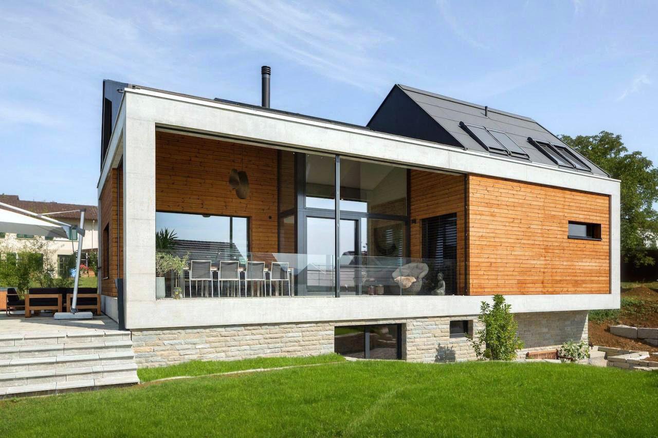 Maison anti-ondes en Suisse
