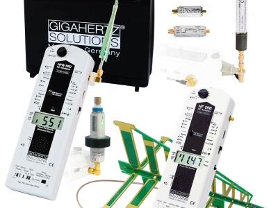 Les appareils utilisés par Demain Conseils pour mesurer les ondes electromagnétiques chez vous