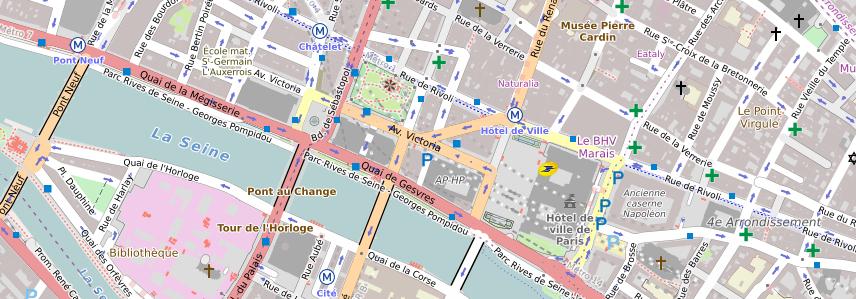 Paris 75004 - Diagnostic objectif des ondes électro-magnétiques de bureaux, par Demain Conseils