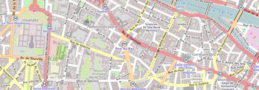 Paris 75007 - Diagnostic objectif des ondes électro-magnétiques d'un appartement, par Demain Conseils