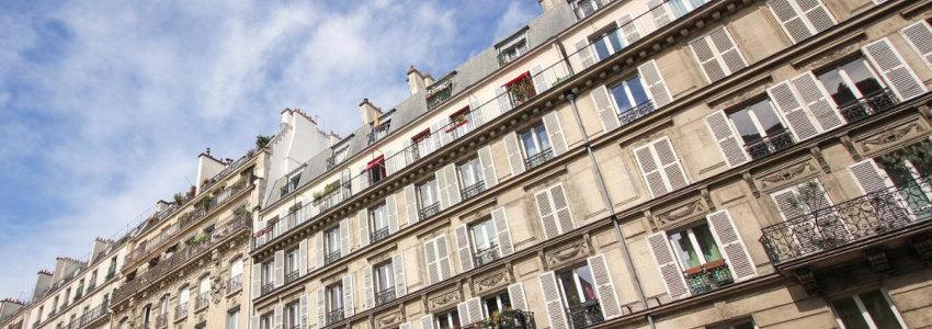 Paris 75006 Vaugirard, détection et mesure objective des ondes